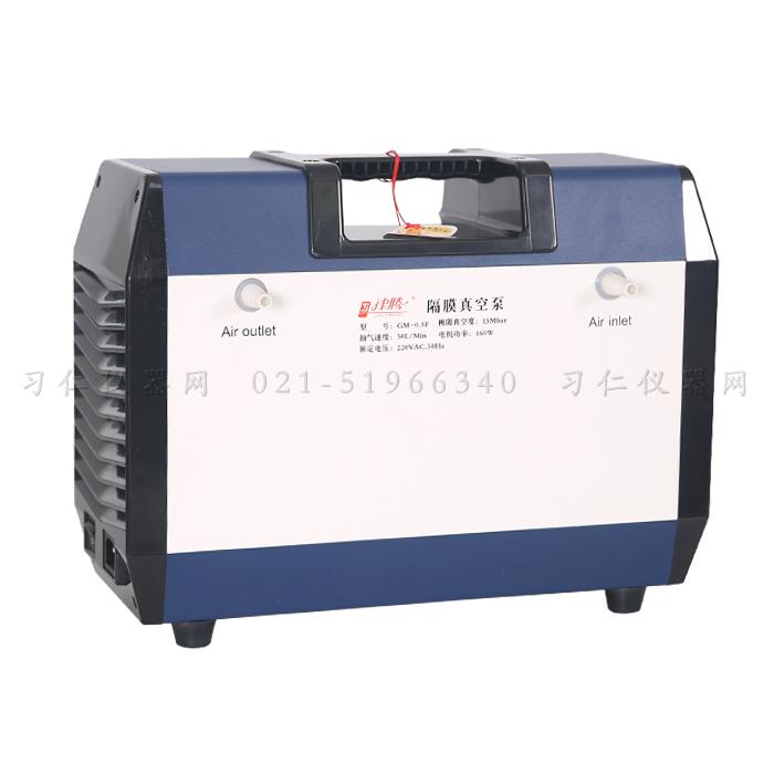 天津津腾GM-0.5F隔膜真空泵(防腐-高真空)