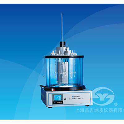 上海昌吉SYD-265C石油产品运动粘度测定器