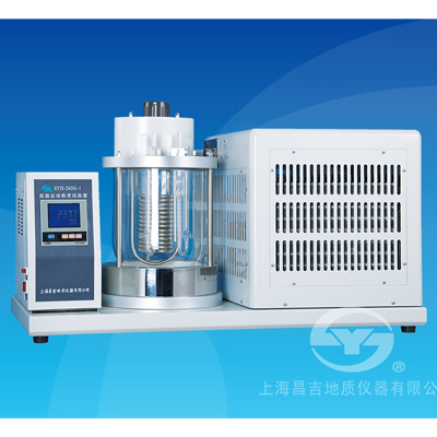 上海昌吉SYD-265G-1低温运动粘度试验器