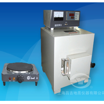 上海昌吉SYD-508石油产品灰分试验器(分体数显)