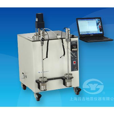 上海昌吉SYD-0193全自动润滑油氧化安定性测定器 (旋转氧弹法)