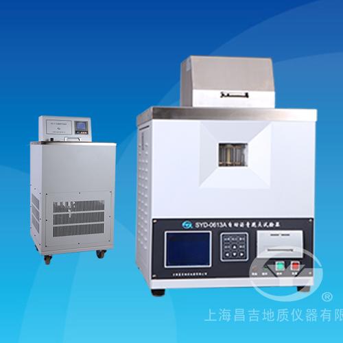 上海昌吉SYD-0613A自动沥青脆点试验器 (弗拉斯法)
