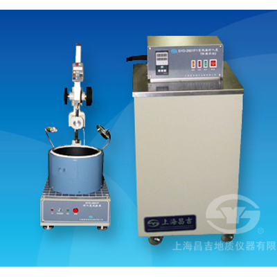 上海昌吉SYD-2801F针入度试验器(低温型)