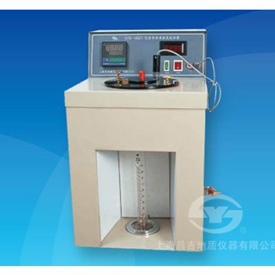 上海昌吉SYD-0621沥青标准粘度计