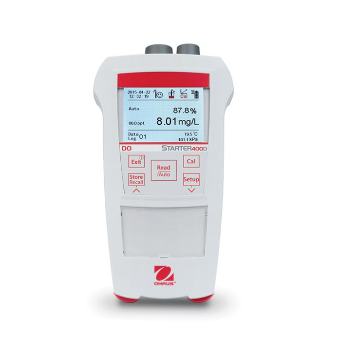 奥豪斯ST400D便携式溶解氧测定仪
