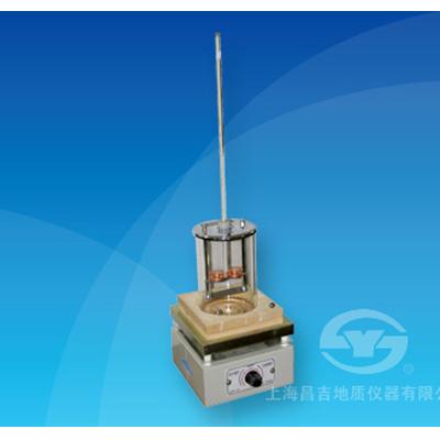上海昌吉SYD-2806A沥青软化点测定器