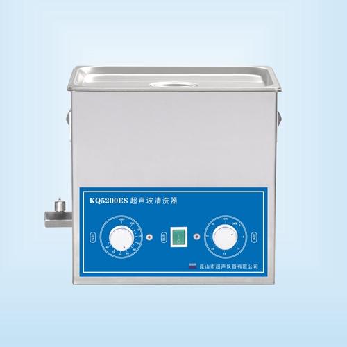昆山舒美KQ5200ES超声波清洗机