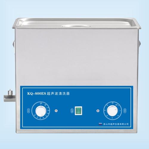 昆山舒美KQ-800ES超声波清洗机