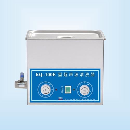 昆山舒美KQ-100E超声波清洗机
