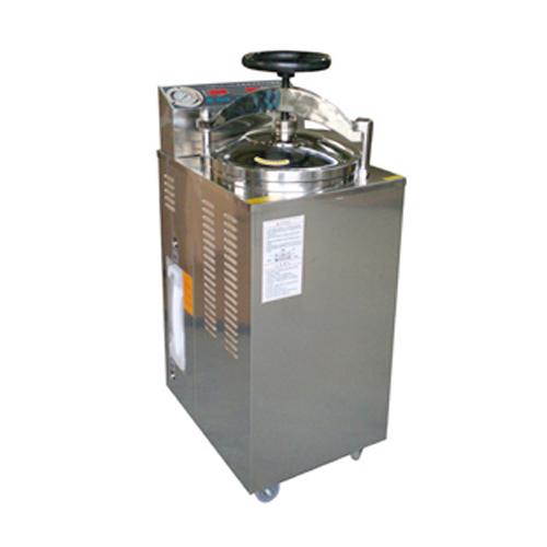 上海博迅YXQ-100A立式压力蒸汽灭菌器(非医用)