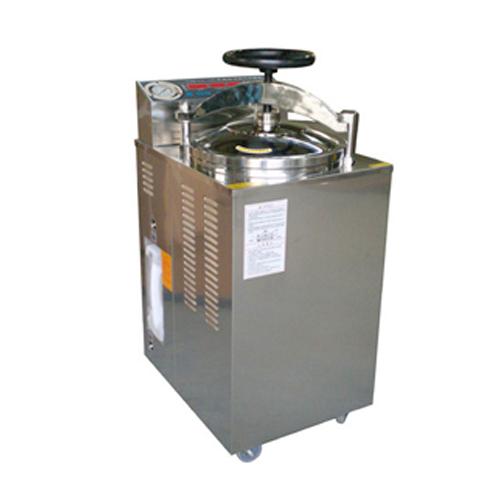 上海博迅YXQ-100G立式压力蒸汽灭菌器(非医用)