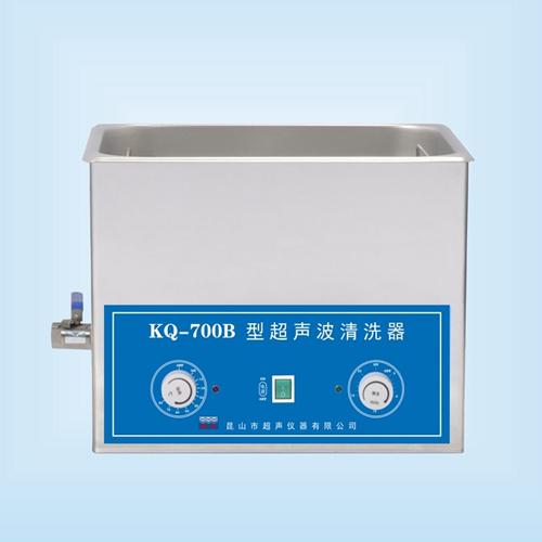 昆山舒美KQ-700B超声波清洗机