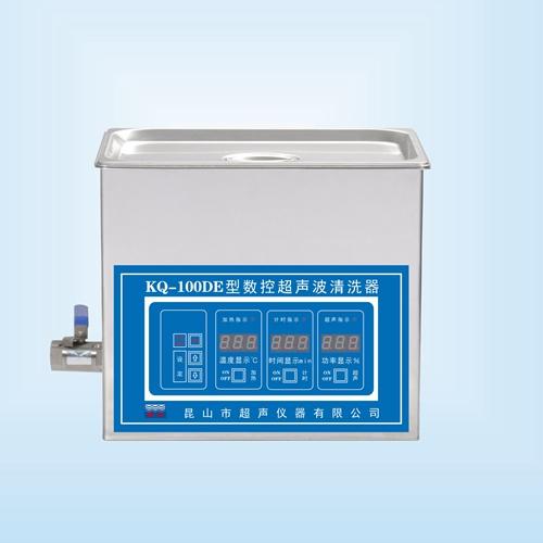 昆山舒美KQ-100DE超声波清洗机