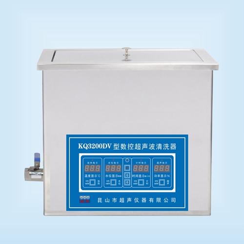 昆山舒美KQ3200DV数控超声波清洗机