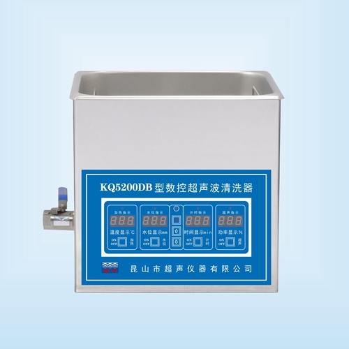 昆山舒美KQ5200DB超声波清洗器