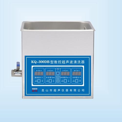 昆山舒美KQ-300DB超声波清洗器