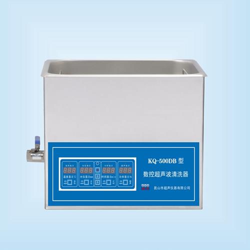 昆山舒美KQ-500DB超声波清洗机