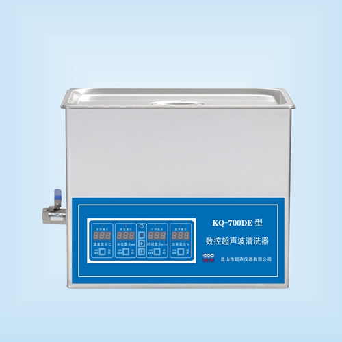 昆山舒美KQ-700DE超声波清洗器