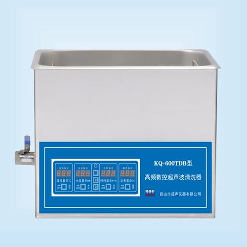 昆山舒美KQ-600TDB高频超声波清机