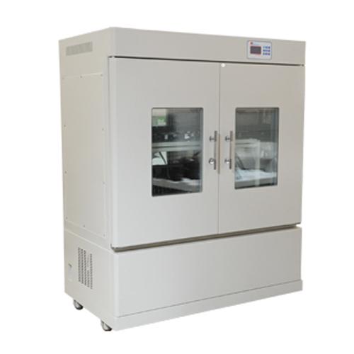 上海博迅BSD-YF1400大容量立式摇床(恒温恒湿带制冷)