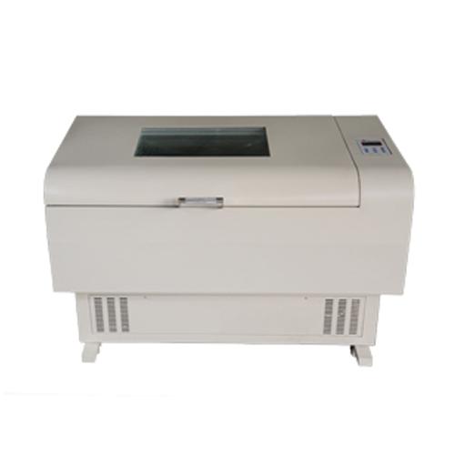 上海博迅BSD-WF2200小容量卧式摇床(恒温带制冷)