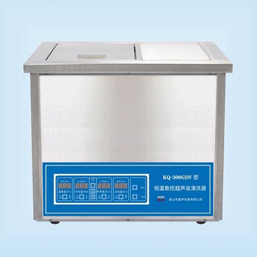 昆山舒美KQ-300GDV恒温超声波清洗机