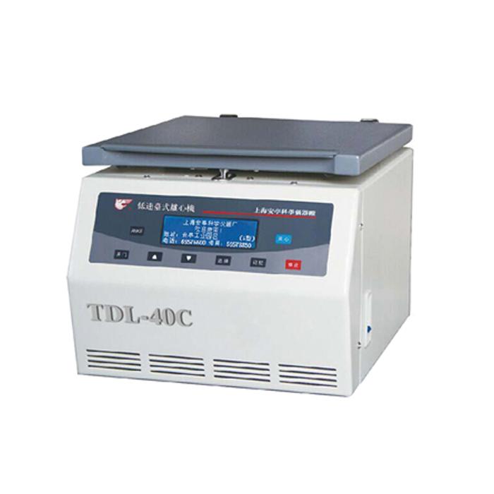 上海安亭TDL-50C低速台式离心机