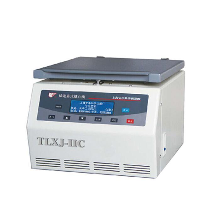上海安亭TDL-4000C低速大容量多管离心机