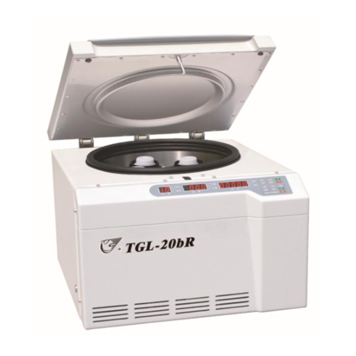 上海安亭TGL-20bR高速台式冷冻离心机