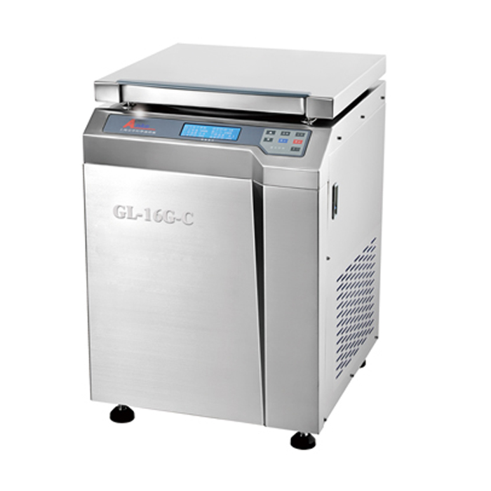 上海安亭GL-10C高速冷冻离心机