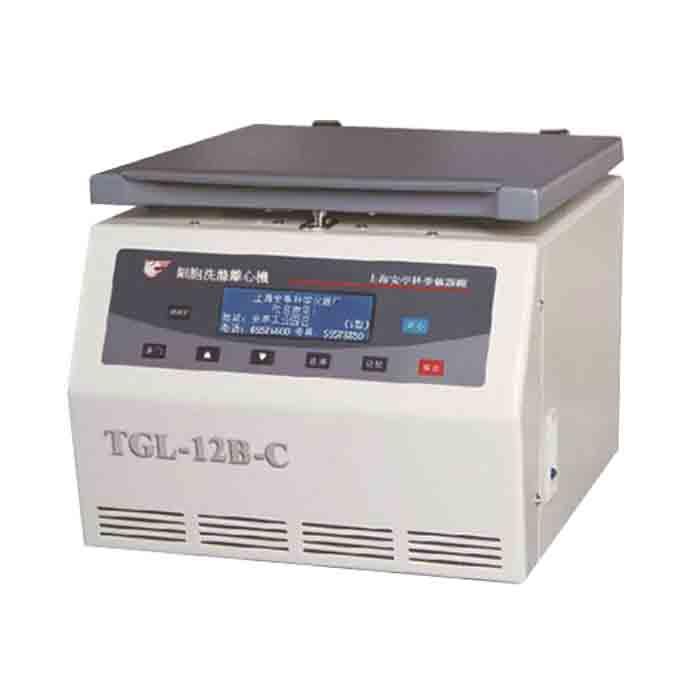 上海安亭TGL-12B-C微量血液离心机