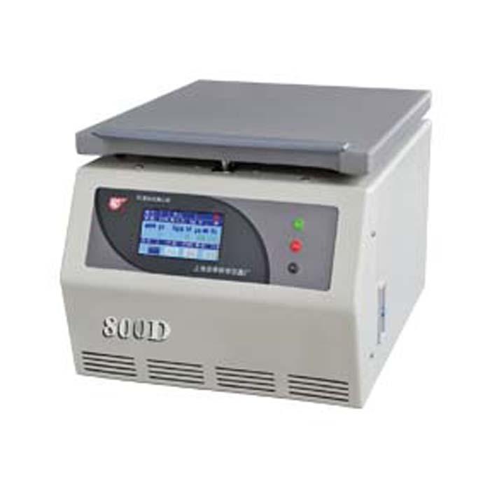 上海安亭800D低速台式离心机