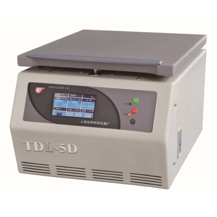 上海安亭TDL-5D低速大容量离心机