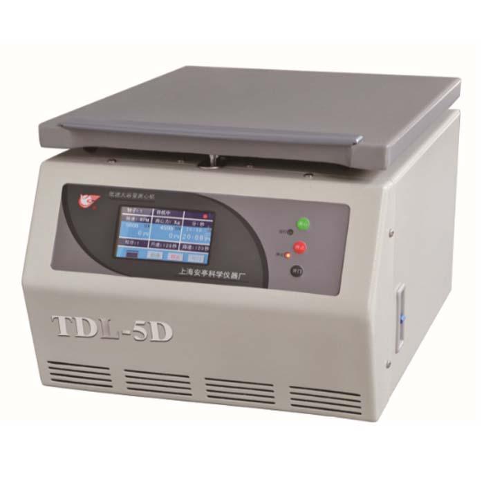 上海安亭TDL-36D低速大容量离心机