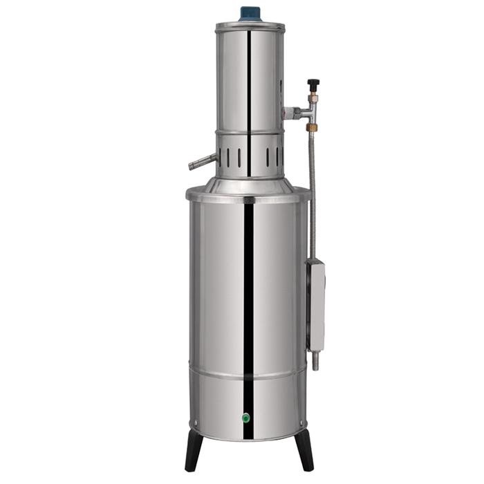 上海申安YA.ZD-5不锈钢电热蒸馏水器
