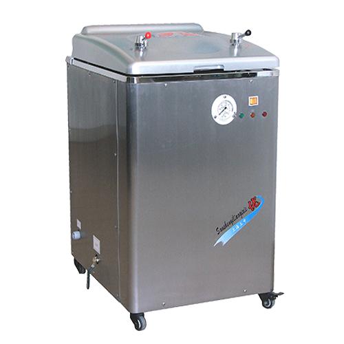 上海三申YM50B立式压力蒸汽灭菌器(自动控水型)