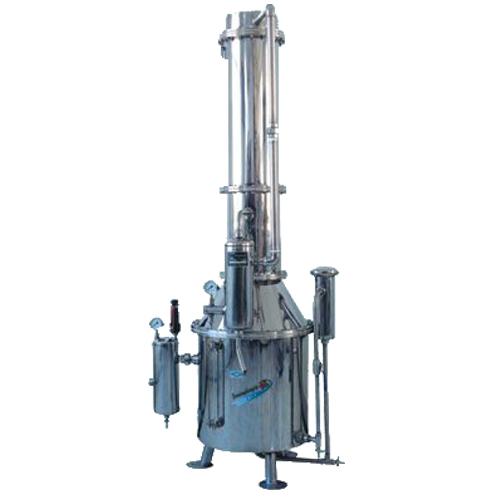 上海三申TZ100塔式蒸汽重蒸馏水器