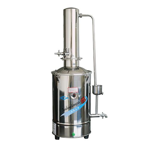 上海三申DZ5不锈钢电热蒸馏水器(普通)