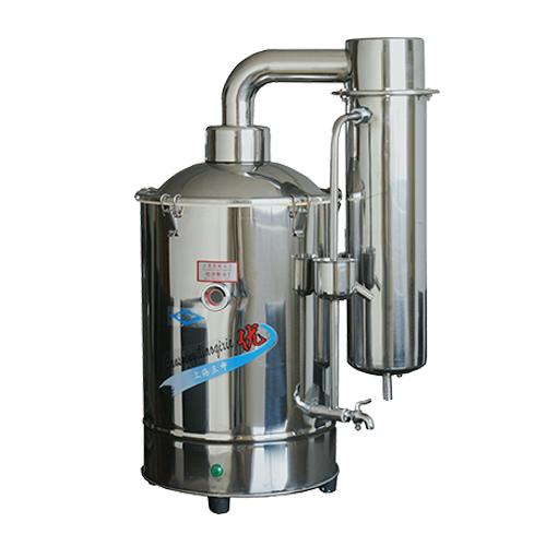 上海三申DZ20不锈钢电热蒸馏水器(普通)