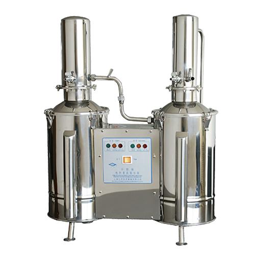 上海三申DZ5C不锈钢电热蒸馏水器(重蒸)