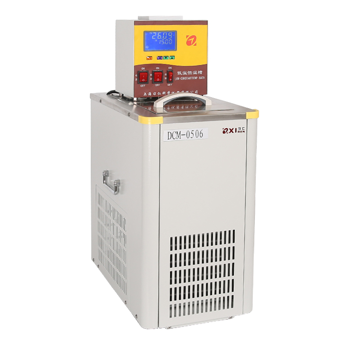 上海习仁DCM-0506低温恒温循环槽(新款)