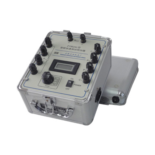 上海正阳ZY9624A双桥测试附加器