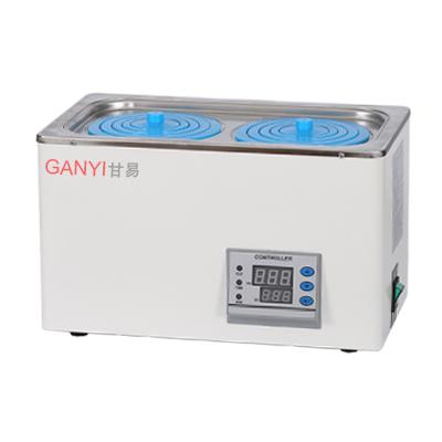 上海甘易HH-11单孔电热恒温水浴锅