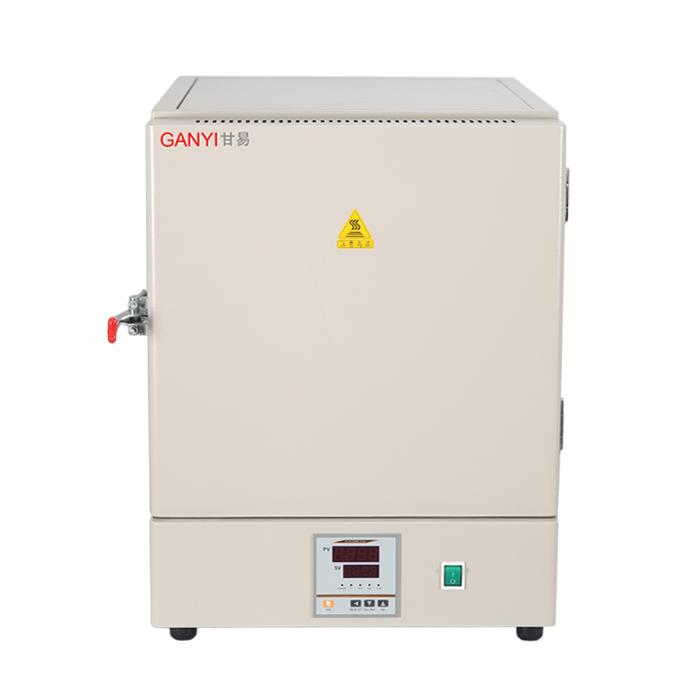 上海甘易SX2-4-10N箱式电阻炉(耐火砖)