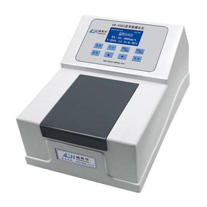 盛奥华6B-50BA型苯胺测定仪