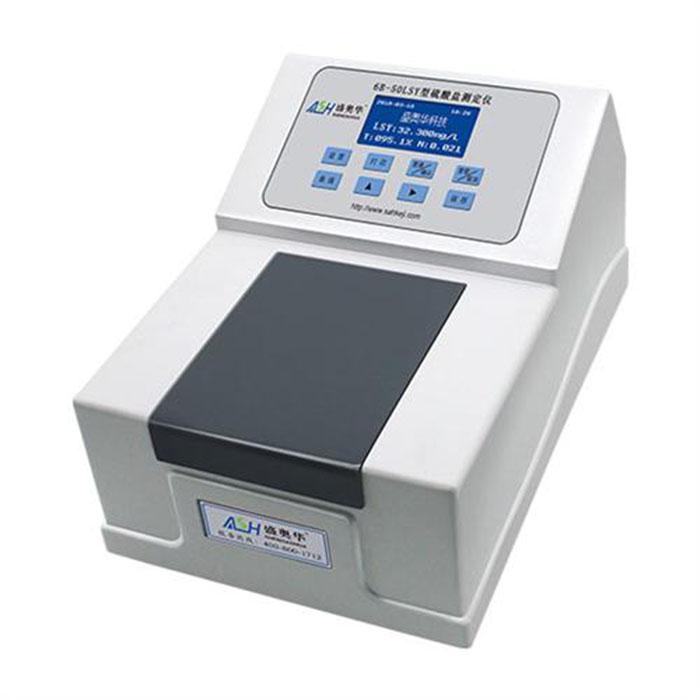 盛奥华6B-50LSY型硫酸盐测定仪