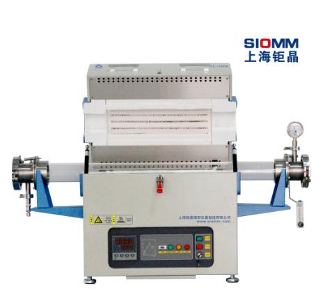 上海钜晶SGL-1700C超值管式炉
