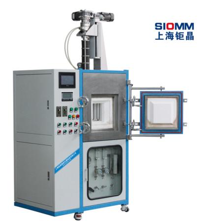 上海钜晶SQFL-1400S真空气氛搅拌炉