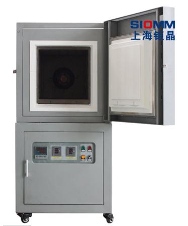 上海钜晶SQFL-1400C超值气氛箱式炉
