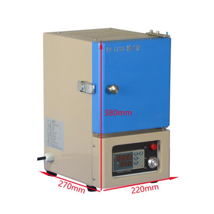 天津玛福尔KF1100-Mini微型马弗炉